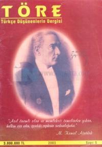 Töre Türkçe Düşünenlerin Dergisi :Sayı: 5