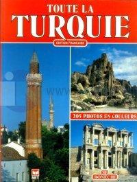 Toute La Turquie Edition Française 205 Photos en Couleurs