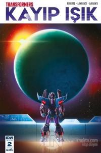 Transformers Kayıp Işık Bölüm 2 Kapak B