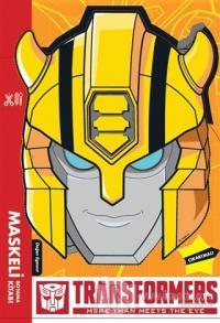 Transformers - Maskeli Boyama Kitabı Kolektif
