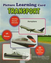 Transport Picture Learning Card (Ciltli)