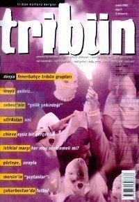 TribünEndüstriyel Futbola Karşı Tribün Kültürü DergisiSayı: 5
