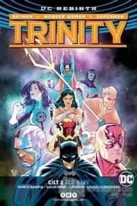 Trinity Cilt 2: Ölü Uzay Cullen Bunn