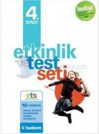 Tudem 4. Sınıf Etkinlik ve Test Seti - ETS