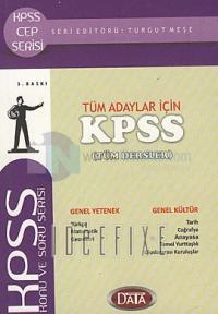Tüm Adaylar İçin KPSS(Cep Kitap)