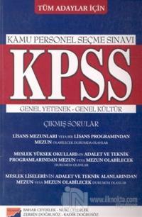 Tüm Adaylar İçin KPSS Genel Yetenek-Genel Kültür Çıkmış Sorular