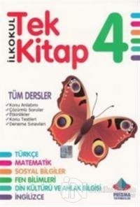 Tüm Dersler Tek Kitap 4. Sınıf