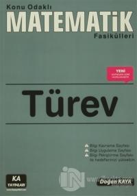 Türev - Konu Odaklı Matematik Fasikülleri