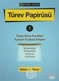 Türev Papirüsü 1