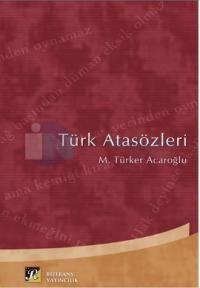 Türk Atasözleri M.Türker Acaroğlu