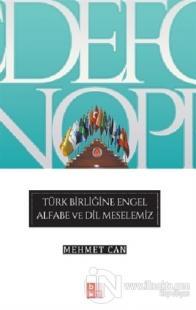 Türk Birliğine Engel Alfabe ve Dil Meselemiz