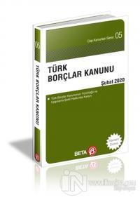 Türk Borçlar Kanunu (Şubat 2020)