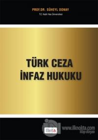 Türk Ceza İnfaz Hukuku %7 indirimli Süheyl Donay