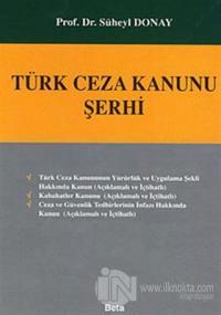 Türk Ceza Kanunu Şerhi (Ciltli)