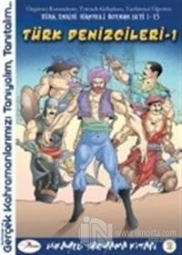 Türk Denizcileri 1 - Hikayeli Boyama Kitabı 2