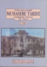 Türk Devletleri Muhasebe Tarihi 4. Cilt %10 indirimli Oktay Güvemli