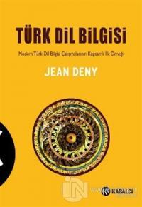 Türk Dil Bilgisi Jean Deny