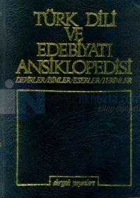 Türk Dili ve Edebiyatı Ansiklopedisi Cilt: 4