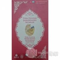 Türk Dünyası Şairlerinden Seçmeler (Makedonca-Türkçe)