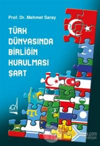 Türk Dünyasında Birliğin Kurulması Şart