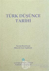Türk Düşünce Tarihi (Ciltli)