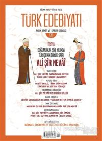 Türk Edebiyatı Dergisi Sayı: 570 Nisan 2021