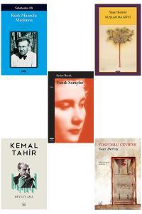 Türk Edebiyatı Seti (5 Kitap Takım)