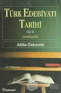 Türk Edebiyatı Tarihi Cilt 2 (Ansiklopedik) (Ciltli)