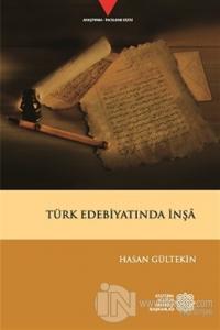 Türk Edebiyatında İnşa
