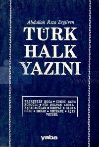 Türk Halk Yazını