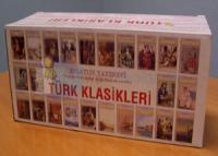 Türk Klasikleri 1 25 Kitap Takım