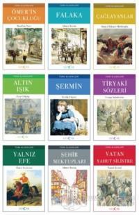 Türk Klasikleri Seti (9 Kitap Takım) Kolektif