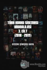 Türk Korku Sineması 3. Cilt (2018-2019)