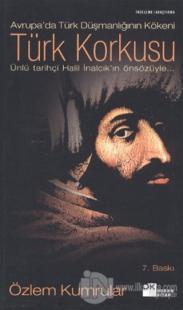 Türk Korkusu %20 indirimli Özlem Kumrular
