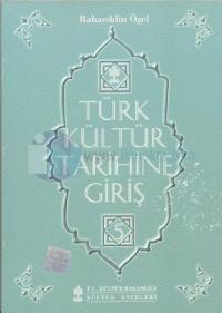Türk Kültür Tarihine Giriş 5