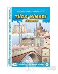 Türk Mimari Eserleri - Hikayeli Boyama Kitabı 10