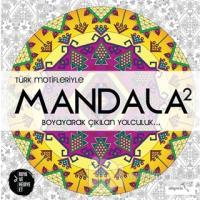 Türk Motifleriyle Mandala - 2