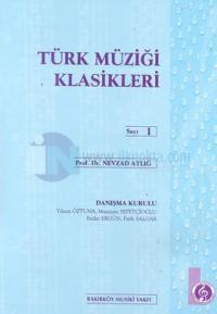 Türk Müziği Klasikleri Sayı: 1