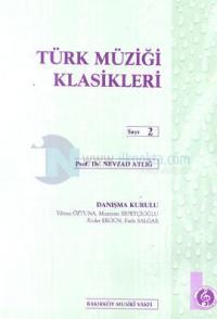 Türk Müziği Klasikleri Sayı: 2