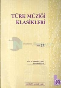 Türk Müziği KlasikleriSayı: 27