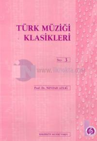 Türk Müziği Klasikleri Sayı: 3