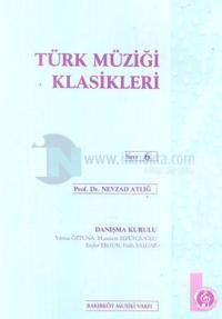 Türk Müziği KlasikleriSayı: 6