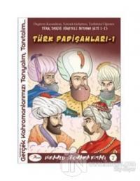 Türk Padişahları 1 - Hikayeli Boyama Kitabı 7