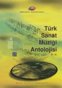 Türk sanat müziği antolojisi-O-Z