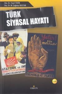 Türk Siyasal Hayatı (1. ve 2. Kitap Aynı Ciltte Büyük Boy)