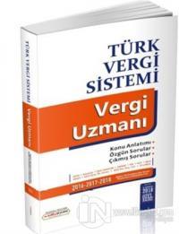 Türk Vergi Sistemi Vergi Uzmanı