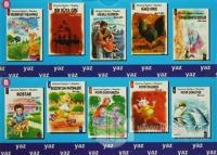 Türk Yazarlarından Günümüz Öykü / Masalları 8+ Kitaplık Set B (10 Kitap)