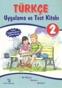 Türkçe 2 - Uygulama ve Test Kitabı