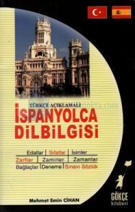İspanyolca Dilbilgisi Türkçe Açıklamalı