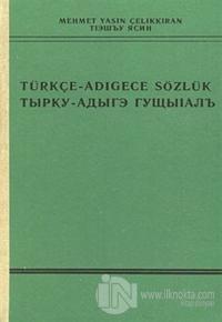 Türkçe - Adigece Sözlük (Ciltli)